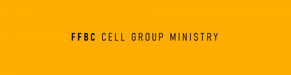 Cell Group Ministry